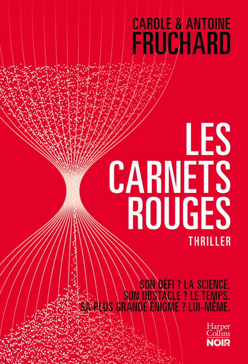 "ON EN PARLE @essec : ""Les Carnets rouges"", le roman de @CaroleFruchard & @AntoineFruchard @HarperCollinsFR demain en librairie https://t.co/hC5Ykbuav2 https://t.co/yTqAnhaHed"