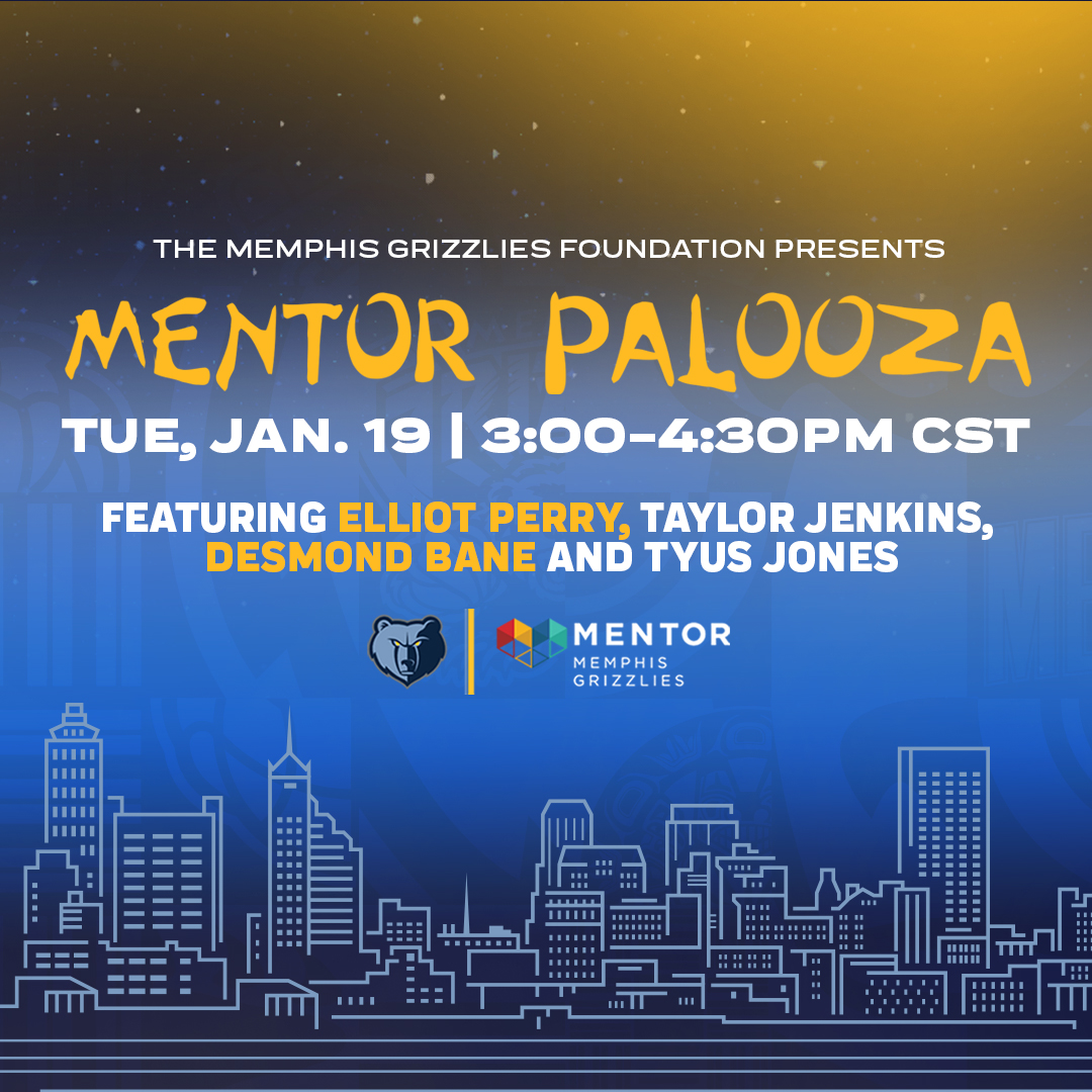 Tune in NOW for Mentor Palooza, a multi-faceted virtual recruitment fair with interviews, entertainment, mentor program spotlights and more.  @Meghan_Triplett & @MyMikeCheck are hosting with appearances by @elliotlperry, @DBane0625 & @1Tyus.  📺: https://t.co/RdlOfEpKzk https://t.co/9AyO1Xiuyo
