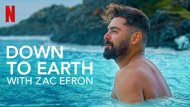 Late to the party I know, but this is surprisingly good. Episode 1 is all about Iceland and includes lots of lovely #SustainableEnergy #Netflix #DownToEarth #ZacEfron