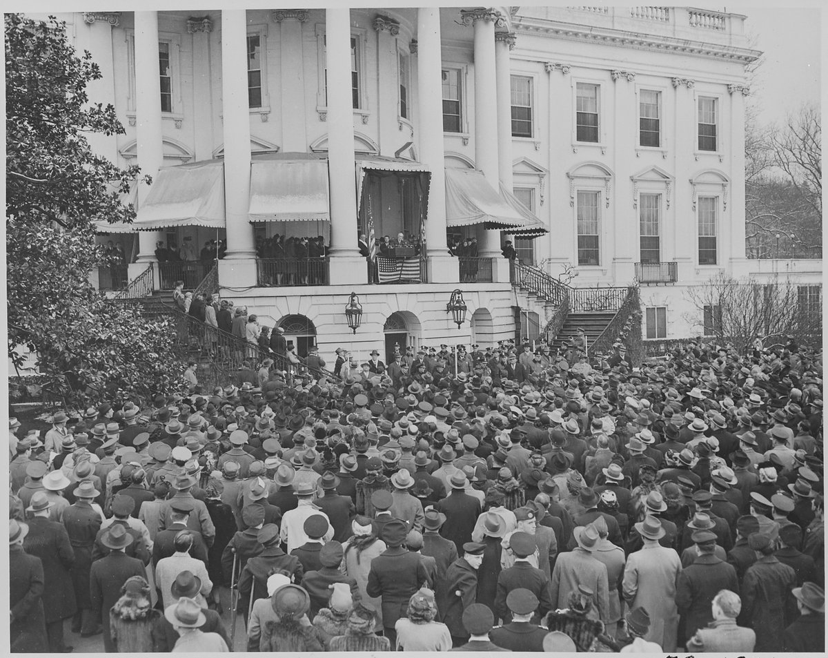 What the history of presidential inaugurations means for this week's unusual events - we discuss on Episode 263 of Past Present. Listen now!