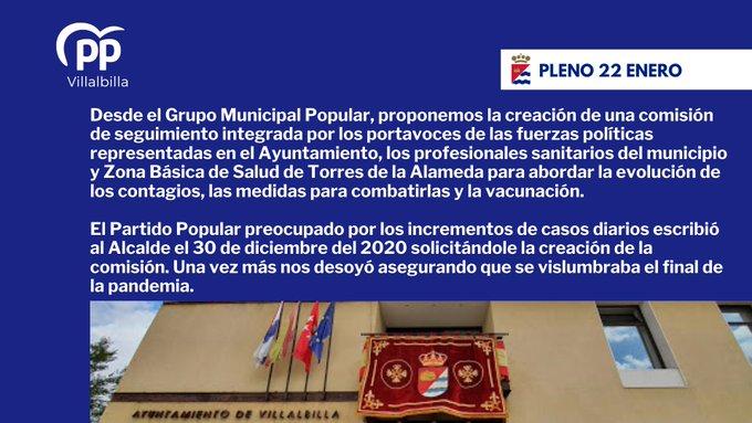 Foto cedida por Ayuntamiento de Villalbilla