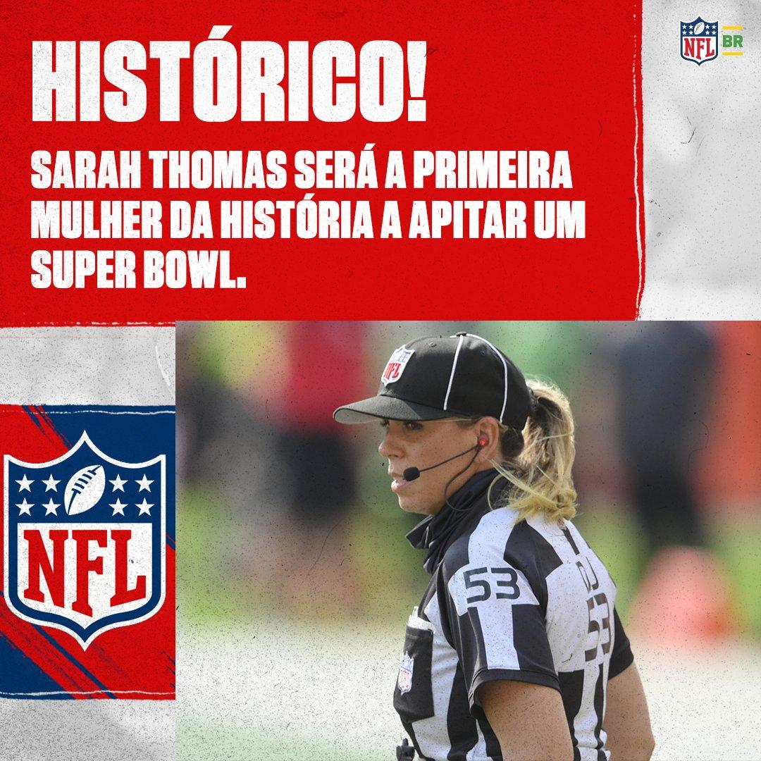 Máximo respeito! 👏🏈 #NFLBrasil