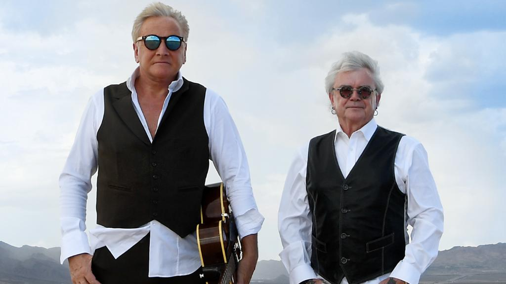 """Get """"Lost In Love"""" with @AirSupplyMusic1 on Valentine's Day as they perform their greatest hits and read fan love letters on air. 💕 Details:"""