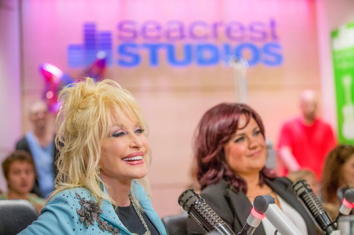 On this day a national treasure was born. Happy birthday @DollyParton! Your talent, positivity, and giving spirit are beyond – thank you for always paying it forward to the kids and your community.