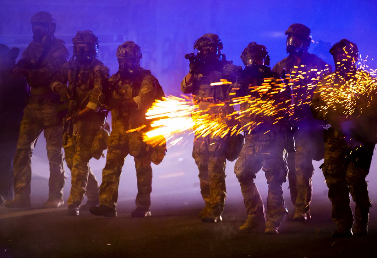 Portland researcher finds federal agents used toxic smoke grenades during summer protests