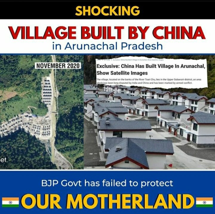 The first smart village under Modi regime is made in China . #Modi #China #BJP #BJPExposed #BJPFORINDIA #bjp4bengal #bjpdestroysdemocracy