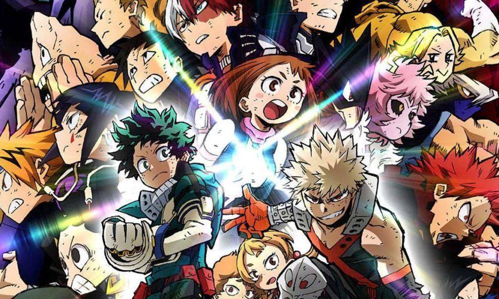 #MyHeroAcademia : El despertar de los héroes estará disponible en varias plataformas a partir del 22 de enero.   Una semana más tarde, el 29 de enero, la película estará a la venta en tiendas en formato DVD y Blu-ray Disc.  #anime #BokuNoHero