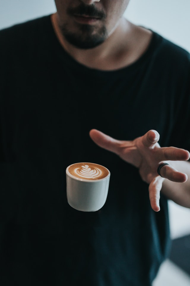 You never know when inspiration will strike, so always be ready to catch it when it does.  #Coffee #tuesdayvibe #coffeetime