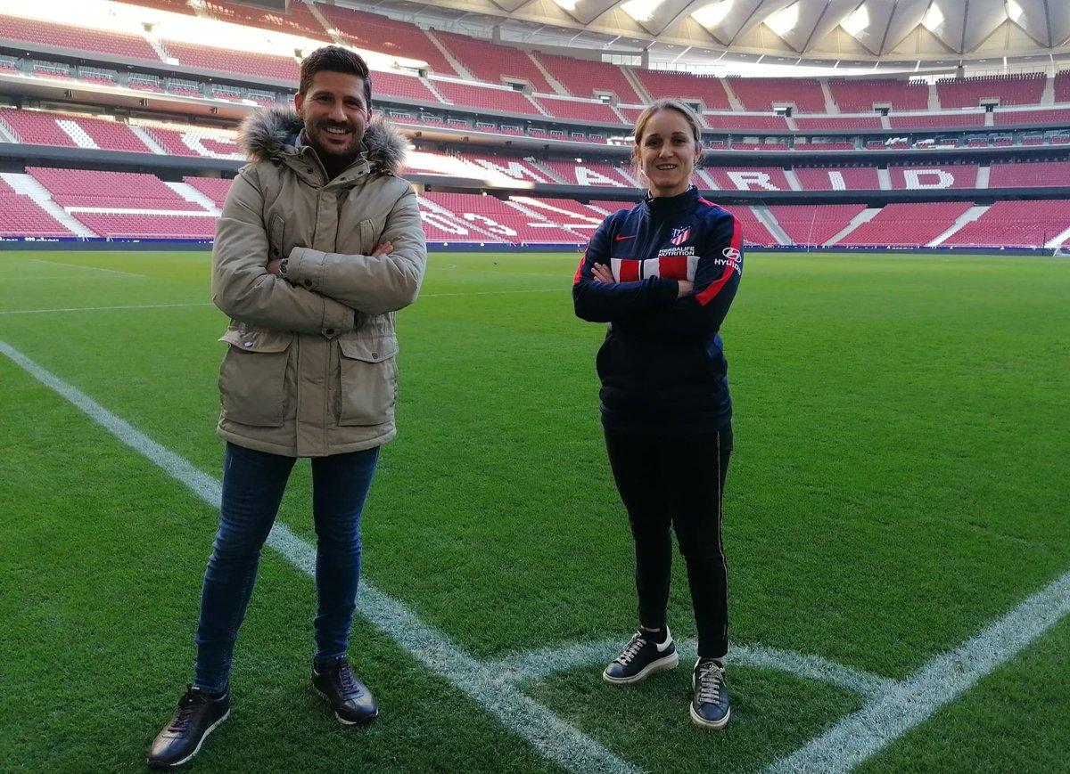 Nos complace anunciar que Tatiana Bonetti 🇮🇹 se incorpora a la disciplina del @AtletiFemenino hasta 2023. Este fichaje ha sido posible gracias al trabajo en equipo de @Kn_Football y @fioravantimich1 #TatianaBonetti #AupaAtleti #PrimeraIberdrola #AtleticoMadrid  #footballagency