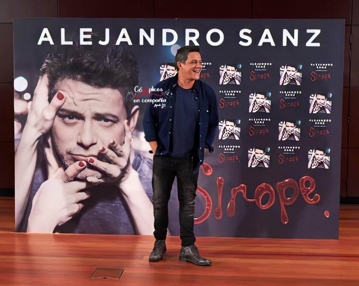 #AlejandroSanz  #MiPersonaFavorita  #BackInTheCity  #QuédateEnCasa  #ElDisco  #LaGira  #Sirope #ElMundoFueraLaPelícula 🎬 #ElVeranoQueVivimos   #OficialFams  #CómplicesEnCompañía 👉🏻❤️👈🏻  @AlejandroSanz