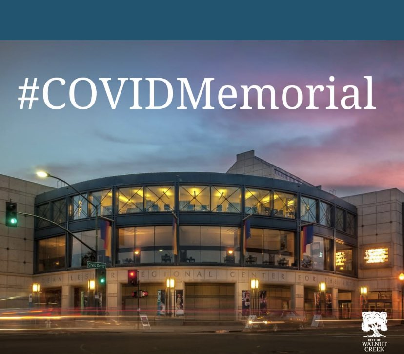My city's #COVIDMemorial. Feel free to share yours