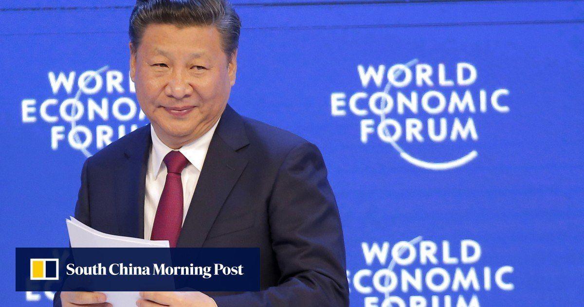 China's Xi Jinping to join Angela Merkel, Yoshihide Suga and Narendra Modi at virtual Davos for the pandemic age #China #china #XiJinping #xijinping #davos