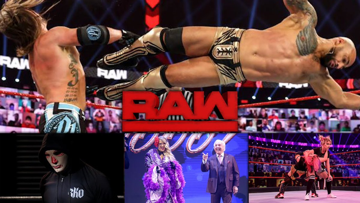 #WrestlingInsiders @degnan_matt & @DanMirade with results, news & views from the 1/18/2021 #WWERaw-ful  Keep #WWF Wrestling Legends WORKING @Patreon Early Access! Full Length Studio Shoot Interview DVD's!   #AEWDynamite #WWENXT #AEW