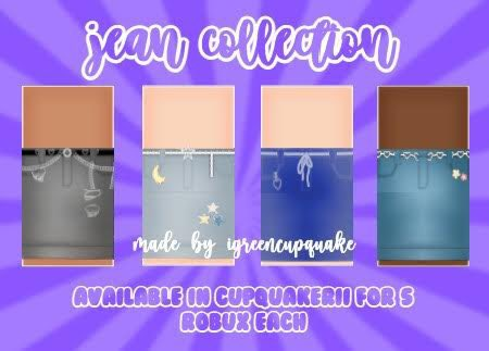 ⤷jean collection ✿  .˚ 👖┊pants┊long jeans ⋆ˊˎ-  .˚ 💗┊date┊1.19.2021 ⋆ˊˎ-  .˚ 🌙┊number┊4 ⋆ˊˎ-  .˚ ☁️┊made by┊@igreencupquake  likes & rts appreciated 💕  links and fits in thread  ⤷ tags: #robloxgfx #gfx #roblox