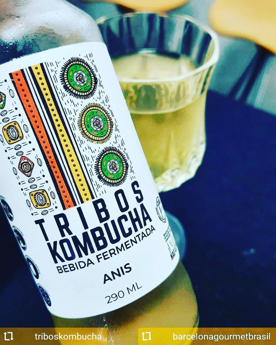 #triboskombucha para refrescar!   Beba saúde! Beba Tribos Kombucha!  #kombucha #nutrição  #estilodevidasaudavel #escolhasaudável #healthyfood #superfood #kombuchabrasil #saudável #saude #refreshing #verao #campinas #govegan🌱 #jundiaí #itatiba #atibaia #piracicaba https://t.co/w5Vm7Vy4yX