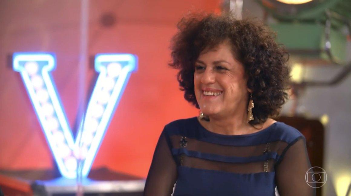 Evinha do Forró fala sobre nome artístico: 'Foi carinhosamente batizado pelo Seu Dominguinhos' 👉 #TheVoiceMais