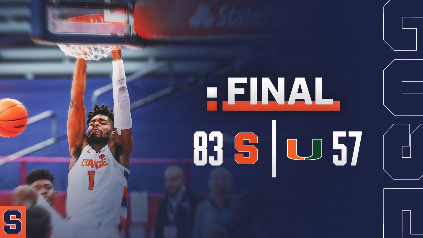 ORANGE GAME DAY: Syracuse hosts Miami tonight (preview, media & info)