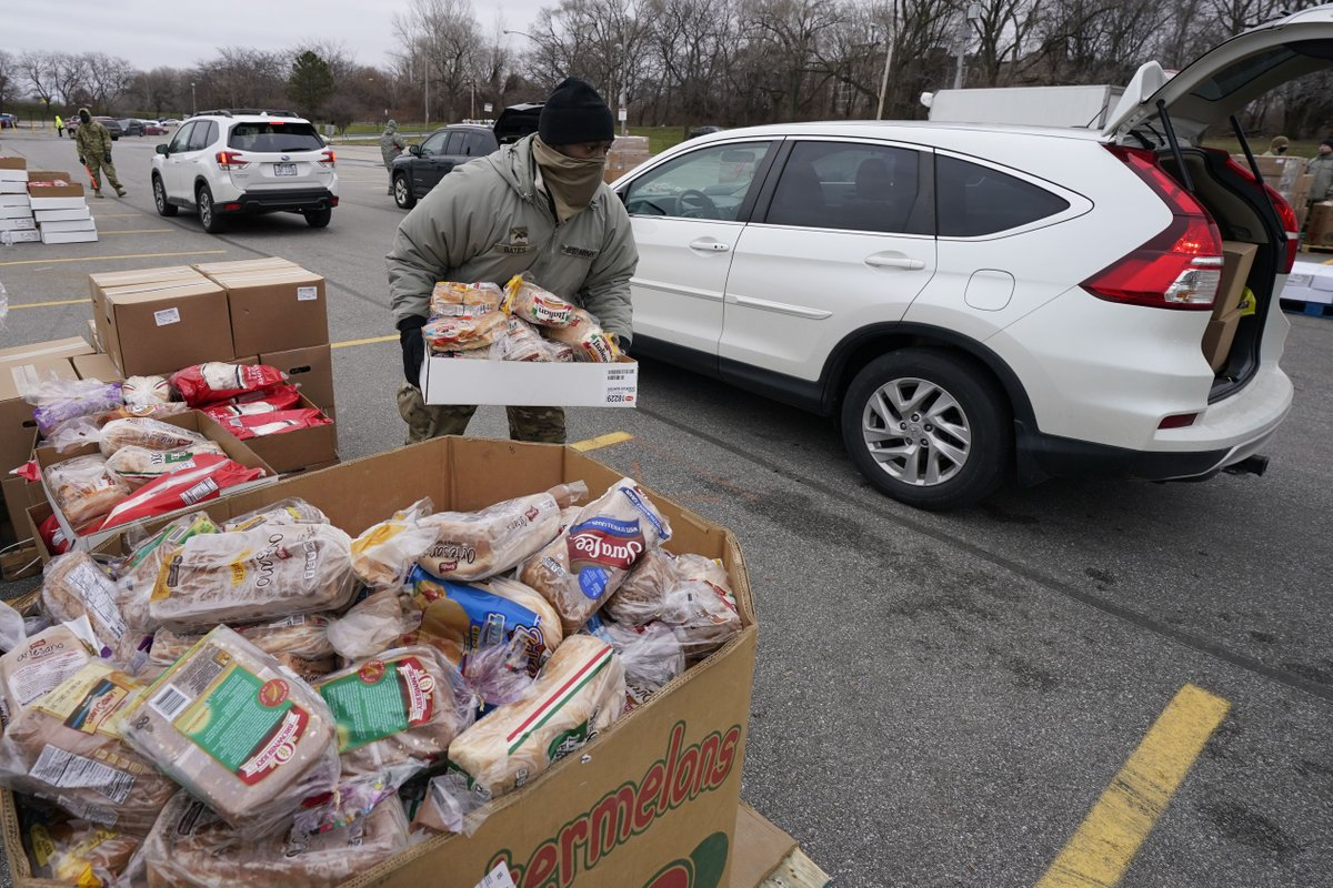 Biden's rescue plan uses 'most effective tool' to combat hunger — but leaves out key aid #Bidens #rescue #plan  Click link to read more