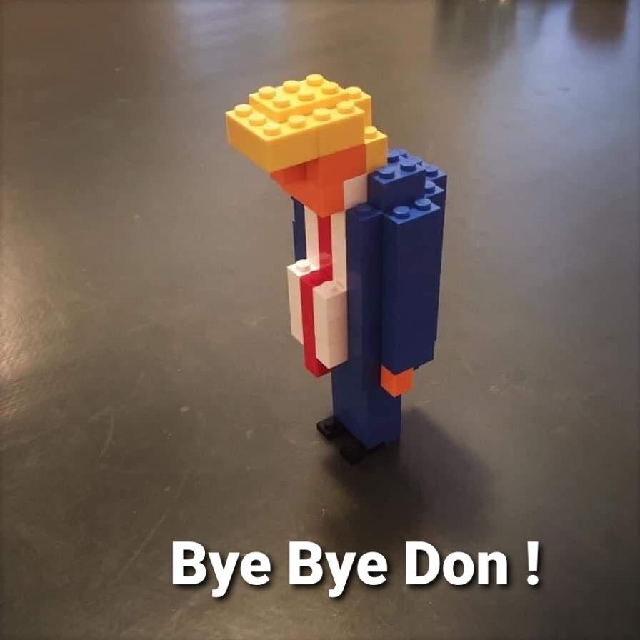 #ByeByeTrump