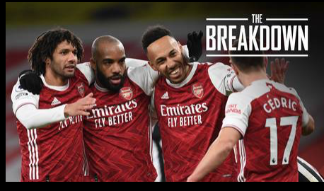 Busy day putting this one together.   Here's my Breakdown of last night's performance v Newcastle United 👇🏻