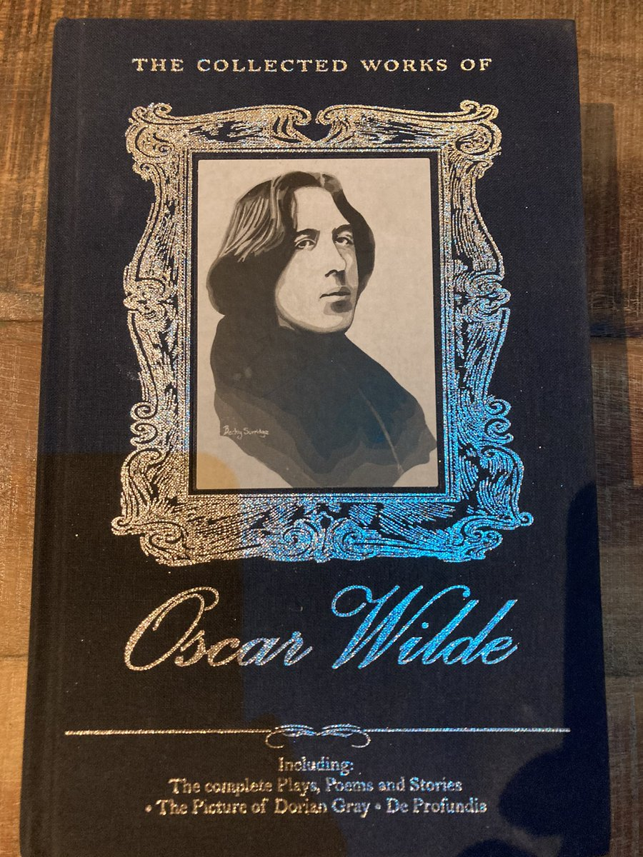 """Deep in research for one of our next projects, came across this for those creating in lockdown: """"For a dreamer is one who can only find his way by moonlight, and his punishment is that he sees the dawn before the rest of the world"""" The Critic as Artist. Genius ☘️ #oscarwilde"""