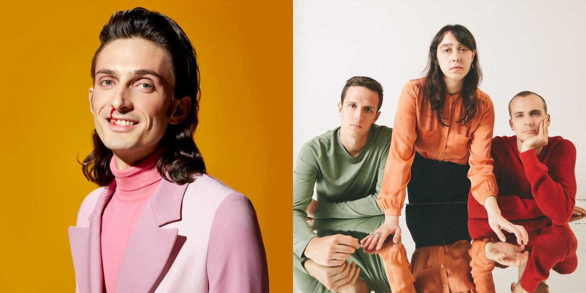 #InConversation: @braidsmusic and @NZCALINES talk Prince, Drake, and not caring what people think anymore