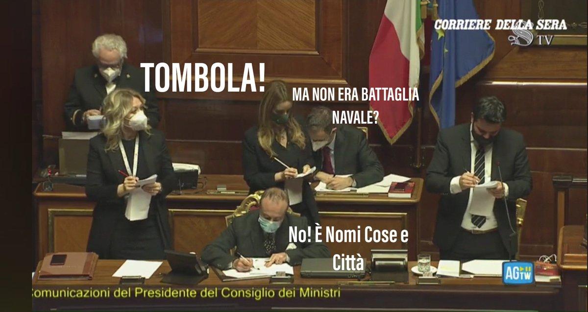 @Adnkronos Ci pensa #ciampolillo a mandare in #tilt il #Senato
