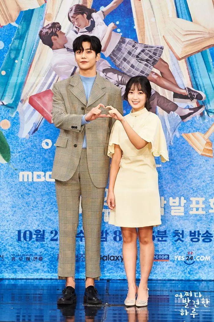 Six of the tallest celebrities in South Korea: 🔸 SF9 Rowoon 🔸 Seo Jang Hoon 🔸 Yoon Kyun Sang 🔸 Lee Kwang Soo 🔸 Lee Ki Woo 🔸 Julien Kang Source: insight.co.kr/news/320830