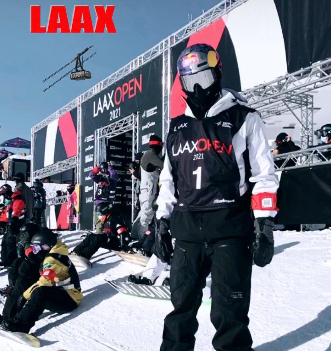 @scottyjames31 is back in the halfpipe this week in the Laax Open @fissnowboard World Cup. Bring the fire 🔥 SJ! 🥊🥊 #snowboard #worldcup #laaxopen #halfpipe #teamaus #scottyjames 🇦🇺 https://t.co/PyY3vLrRjM