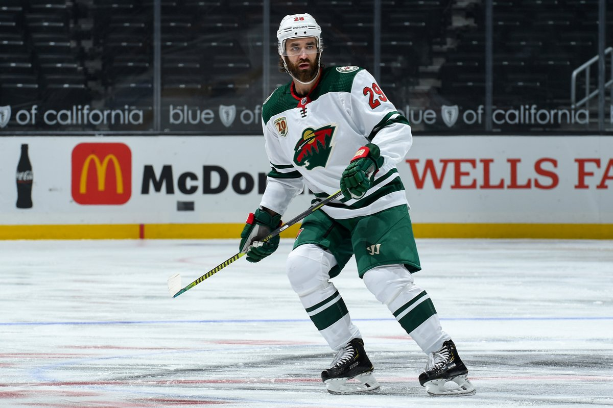 We have acquired Greg Pateryn from the Minnesota Wild in exchange for Ian Cole.  #GoAvsGo
