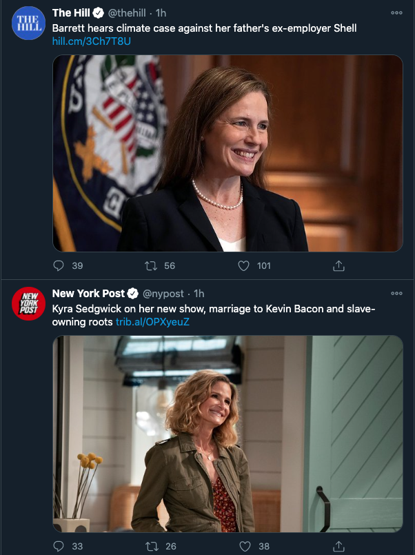 Kyra Sedgwick as Barrett in an upcoming biopic? My timeline seems to think so $twtr https://t.co/0D8dmBlg8d