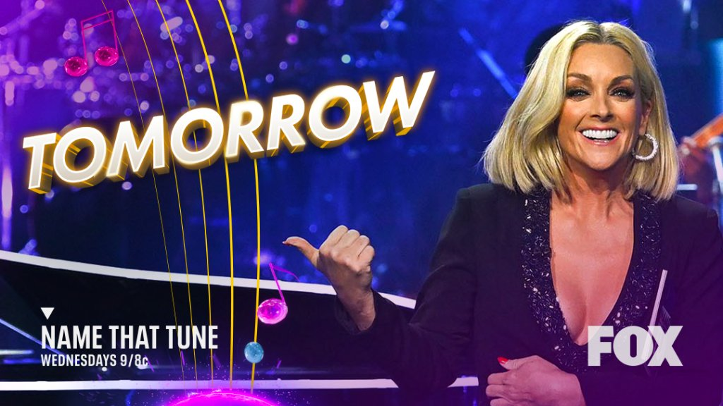 .@YO_RANDYJACKSON and Jane Krakowski are READY to see what these new contestants got! 👏  Catch an all-new #NameThatTune tomorrow at 9/8c.