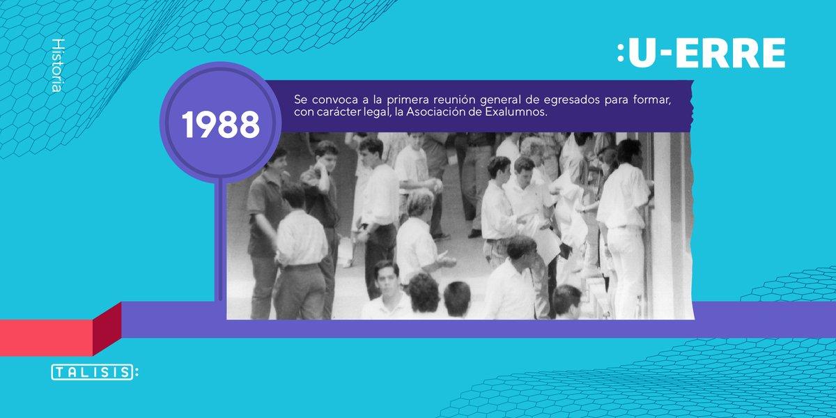 Te compartimos un poco de historia de la Universidad Regiomontana. #HechosParaCambiar https://t.co/GyIeB5KhMD