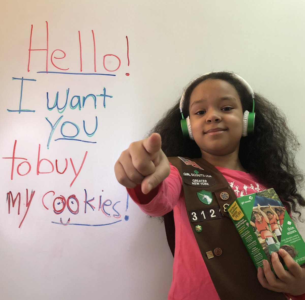We could use your help as we figure out #COVID19 & cookies.Please support our #GirlScout.Buy #girlscoutcookies online.They will be shipped to you or loved ones within a week.#ThinMints #Samoas #Trefoils #Dosidos #Lemonups #Smores #Toffetastic #Tagalongs