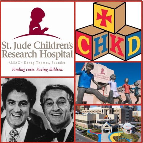 #TT Terrific Tuesday - Follow and support because nothing is more important than our children. @StJude @StJudeResearch @MarloThomas #DannyThomas #Uncle_Pete @_CHKD  #StJude #CHKD