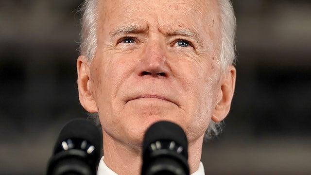 WATCH LIVE: Biden speaks at COVID-19 memorial event