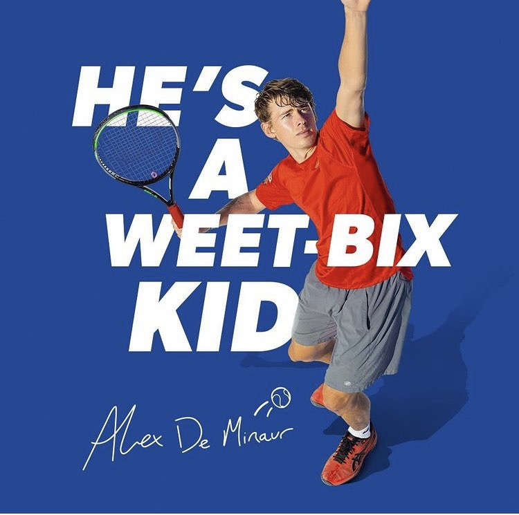 @alexdeminaur making one of my dreams come true: a life-long #weetbix supply.  #ATP #Demon https://t.co/c6dfxIbQcK