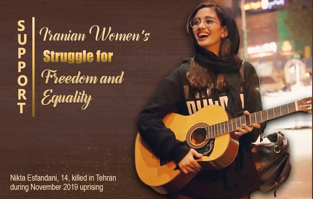 .@WomenNCRI aims to shed light on the systematic violations of #women's #HumanRights in #Iran to receive support & attention by human rights advocates, lawyers, and relevant authorities from around the world.    #EndIranregimeImpu…