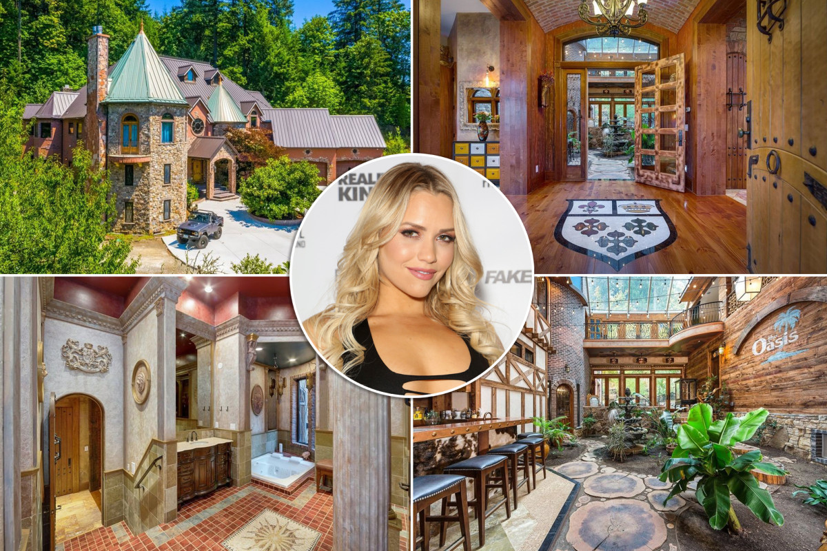 test Twitter Media - RT @nypost: Adult star Mia Malkova buys mansion for $4M: 'It's a porn castle now' https://t.co/qzkrr6BwQg https://t.co/W0wiT93fQk