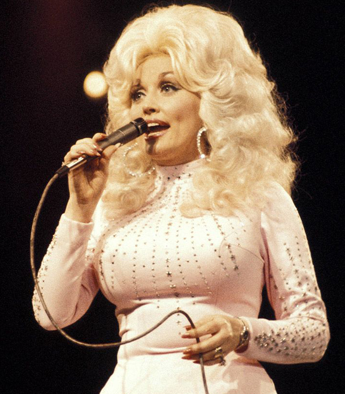 We love facts:  ✔️ Buffy and Dolly Parton share a birthday (today) ✔️ Dolly Parton secretly produced Buffy the Vampire Slayer ✔️ Both women slay & save the world on a regular basis