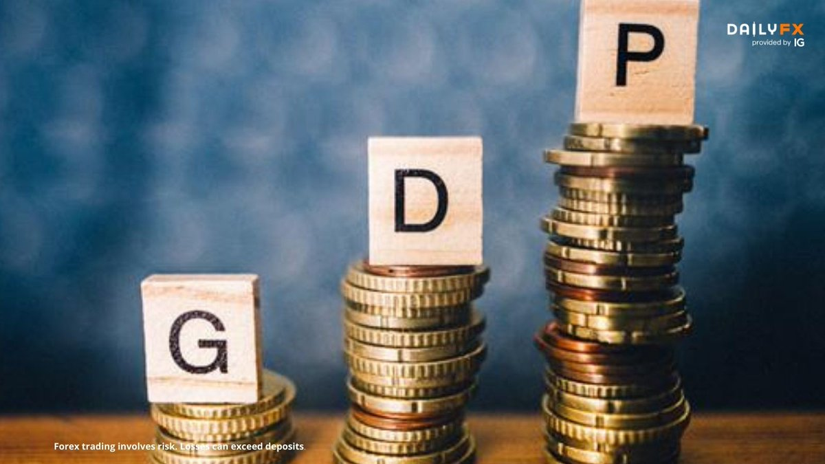 GDP (Gross Domestic Product) economic data is deemed highly significant in the forex market. GDP figures are used as an indicator by fundamentalists to gauge the overall health and potential growth of a country. Learn use GDP data to your advantage here: