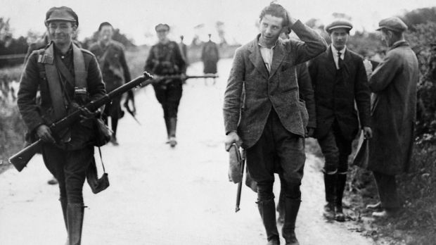 #OnThisDay 1923 11 IRA prisoners executed(2 in Limerick, 4 in Tralee&5 in Athlone) Respectively: Michael Brosnan  John Clifford  James Daly  James Hanlon  Con McMahon Patrick Hennessy.  Thomas Hughes.  Michael Walsh. Herbert Collins.  Stephen Joyce. Martin Burke #Ireland #History
