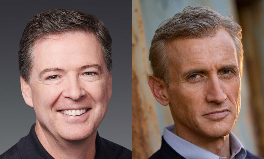 Former FBI Director @Comey visits our virtual stage on Jan. 27, for a wide-ranging conversation with @danabrams. His new book is Saving Justice: