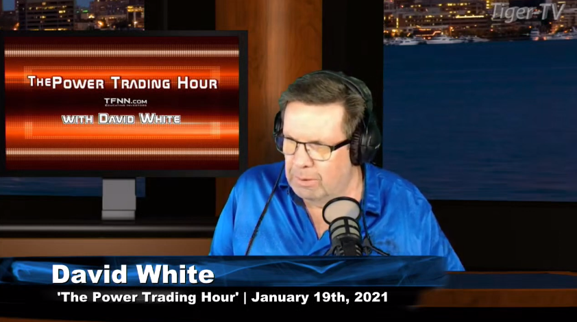 David White hosts the Power Trading Hour for Tuesday on @TFNN and discussed $VNQ $AGEN $AVYA $CLXT $ELY $CPB and more! #Learntotrade #TFNN #StockMarketNews #Financialeducation #TradingView #PathofLeastResistance #TechnologyInsider #TFNN
