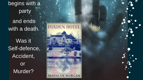 "Foxden Hotel  #saga #thriller #LoveStory    He has haunted her dreams, now he has found her. ""Happy New Year, Bess,"" a voice from Bess's past hissed.   #paperback #Kindle #KindleUnlimited"