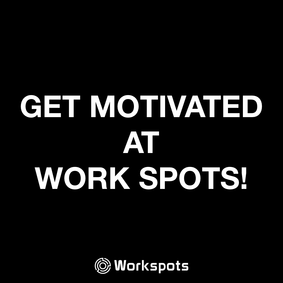 You belong at a place that motivates! . . #workspots #entrepreneur #workfromhome #workfromhomeproblems #like4like #follow4follow #workhard #growth #salesteam #businesspartners #theoffice