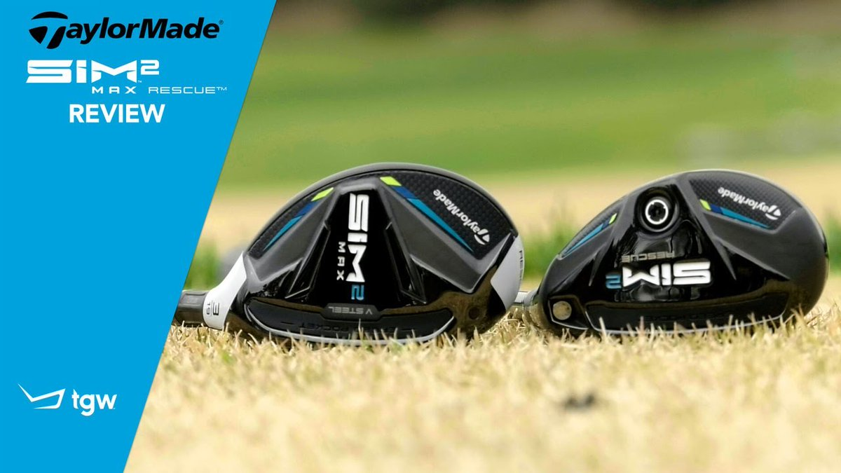 #Taylormade #Sim2 #Max #Rescue #Review by #TGW      #Golf #GolfClubReviews #GolfClubs #GolfEquipment #TaylormadeGolfClubs #TheGolfWarehouse #Video #Vlog #YouTube