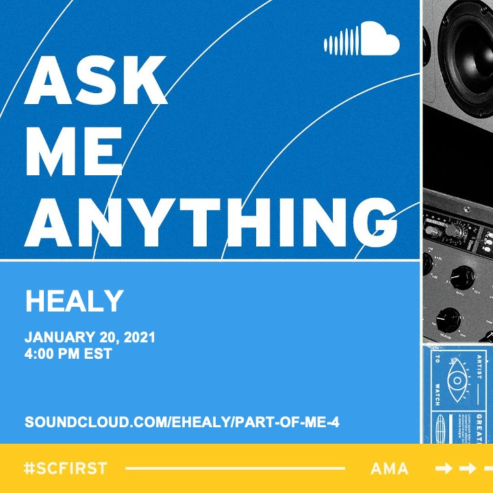 Ask @healy anything 🗣️ 🔗: