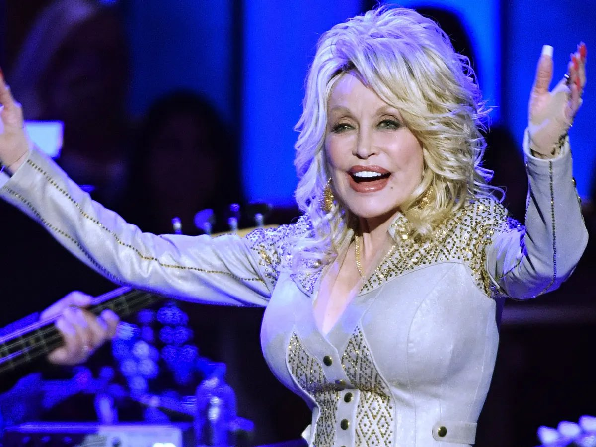 And #OnThisDay in #history in 1946, American singer-songwriter Dolly Parton was born! #HappyBirthday number 75 to the singer with 10 time Grammy Awards and a total of 50 Grammy Award nominations! #DollyParton #singer #songwriter #music #GRAMMYs