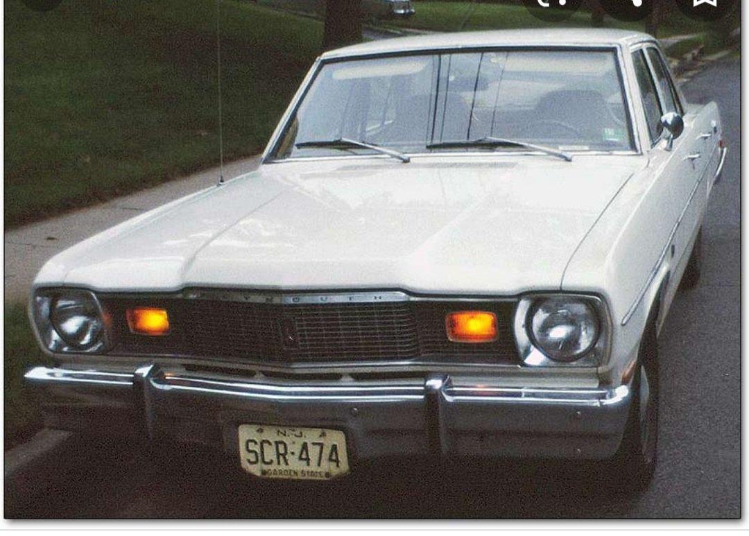 #MyWorstCar but my first car... 1976 Plymouth valiant slant 6.... I loved that car!!